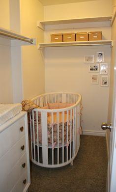 closet nursery - Google Search