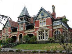 North Park Mansion - Edwardian Queen Anne - Essendon by Dean-Melbourne