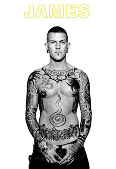 tattooed men