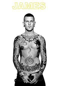 tattooed men