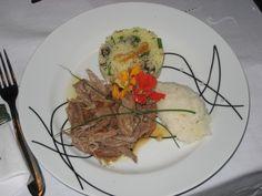 Pernil de cordeiro com cuzcuz marroquino | Culinária sob medida