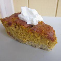 Gaps pumpkin pie souffle