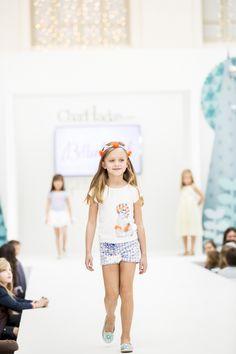 Pasarela The petite fahsion week 2015 #BillieBlush #thepetitefashionweek #modainfantil