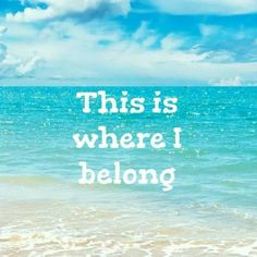 The beach...I love it! #beach. Can't get to the beach we can help at Bella Tan!