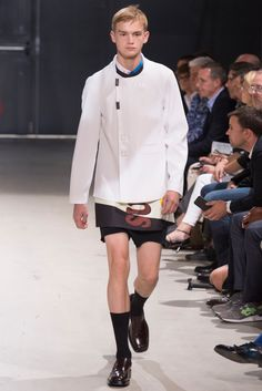 Raf Simons Spring 2014 Menswear - Collection - Gallery - Style.com