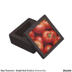 Ripe Tomatoes - Bright Red, Fresh