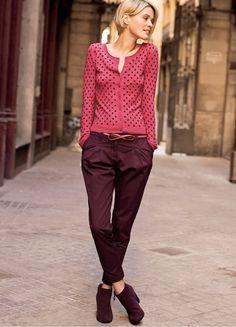 sweet look http://www.laredoute.gr/LA-REDOUTE-CREATION-Zaketa_p-249510.aspx?prId=324409402