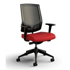 Focus Task Chair by SitOnIt. Available at Office World Workplace. www.officeworldworkplace.com  | info@officeworld.com