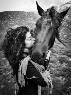 ARTFINDER: Epona by Alessandro Passerini - Goddess of the Horses in the Little Tibet, in Italy.