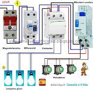 E D F D E Ec C F C E on Single Phase Motor Contactor Wiring Diagram Elec Eng World Png