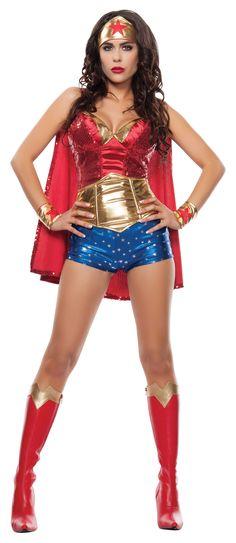 Disfraz de la Mujer Maravilla