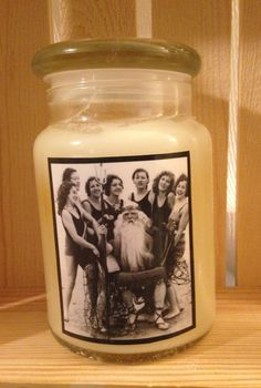 "Purity Scent / Candle in a Jar / ""Neptune Ruling"" / Coconut Wax by ShayCandles on Etsy"