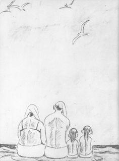 Leonid Soyfertis (1911-1996) At the Sea,1965 | Леонид (Вениамин) Сойфертис (1911-1996) У моря, 1965