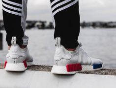 Adidas NMD OG White. June 2016.
