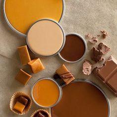 Chocolate and Carmel