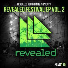 Revealed Festival Ep Vol.2 - Varios Artistas.                                                      Revealed Recordings REVR115