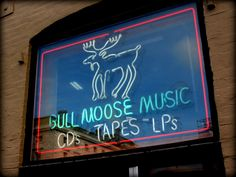 February 16th, 2012...Free noontime show at Bull Moose...Vasen (a Swedish folk band) played an acoustic set :)