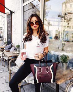 """Gefällt 870 Mal, 36 Kommentare - Milena Karl (@milenalesecret) auf Instagram: """"munich press days ✌"""""""