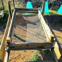 make an easy dirt sifter!
