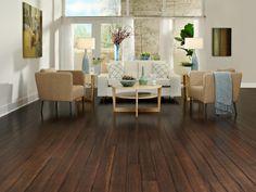 Beautiful Bamboo Floor | HGTV