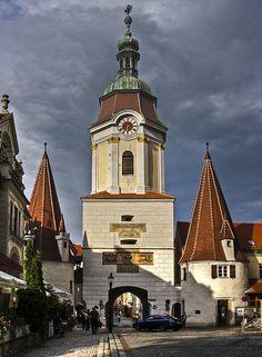 Gate - Krems, Austria