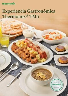 Thermomix magazine nº 81 [julio Food N, Food And Drink, Tapas, Mouth Watering Food, No Cook Meals, Cooking Time, Bon Appetit, Food Inspiration, Make It Simple
