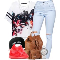 """""""Untitled #521"""" by oh-aurora on Polyvore"""