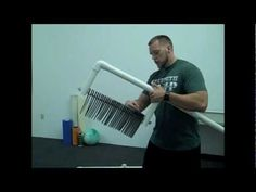 How to Make a $30 Vertec for Testing Vertical Jump