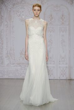 Monique Lhullier Fall 2015 Collection | Bridal Musings Wedding Blog 27