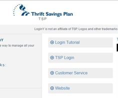 TSP Login, Customer Service and Support, and Contact Info. Latest TSP phone numbers, emails, and links  http://www.loginy.net/TSP  #TSP_Login