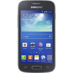 Shop for Samsung Galaxy Certified Refurbished Unlocked GSM Quad-Core Android Phone w/ Camera - Blue (B Grade). Get free delivery On EVERYTHING* Overstock - Your Online Cell Phones & Accessories Shop! Samsung Galaxy S4, Samsung S6 Edge, Galaxy Ace, Galaxy S4 Mini, Verizon Wireless, Samsung Mobile, Android Smartphone, Android 4
