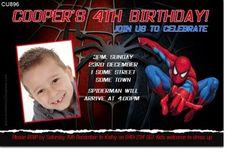 Spiderman | Invitation City