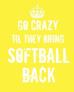 Softball 2020 Olympics!   softball quotes | Tumblr