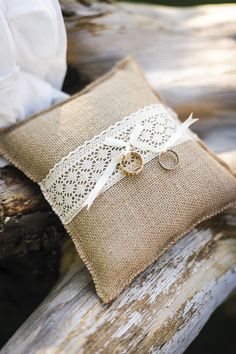 Mariage Coussin