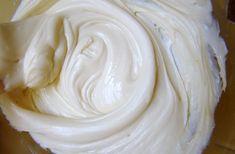 White Chocolate Cream Cheese Frosting
