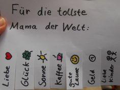 Muttertagsgeschenk: