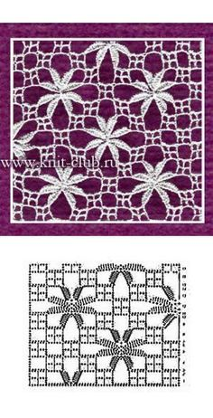 Best 11 How to Crochet a Chain Loop Flower by Naztazia. Cute chrysanthemum for a scarf, shawl, hat, handbag and more. Click the – SkillOfKing. Crochet Square Patterns, Crochet Lace Edging, Crochet Diagram, Crochet Stitches Patterns, Crochet Art, Crochet Squares, Crochet Home, Filet Crochet, Vintage Crochet