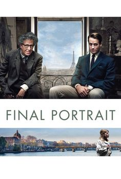 Final Portrait FULL MOVIE(2018) HD~1080p Sub English ☆√ ▻▻ Watch or Download Now Here 《PINTEREST》 ☆√