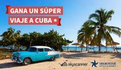 Sorteo de un viaje a Cuba en pension completa