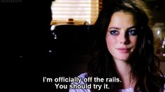 "Effy Stonem - Skins ""I'm officially off the rails. Movie Quotes, Sad Quotes, Skins Quotes, Effy Stonem, Skins Uk, Kaya Scodelario, Film Inspiration, My Heart Is Breaking, Pretty Little Liars"
