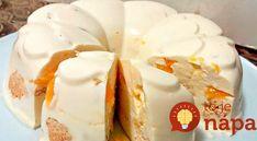 Letná tvarohová maškrta z bábovkovej formy – bez pečenia: Minimum úsilia, výsledok lepší ako nanuková torta! Ice Cream Candy, Cake Cookies, No Bake Cake, Pudding, Desserts, Food, Tailgate Desserts, Meal, Dessert