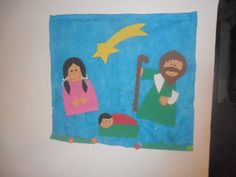 Bloguinho da Vânia: Painel de Natal