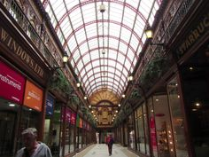 Newcastle Central Arcade Holy Jesus Hospital Grainger Street Market tourist information places to visit in Newcastle images photos pictures Newcastle University, Tourist Information, Great Britain, My Dream, Arcade, Places To Visit, Around The Worlds, England, Tours