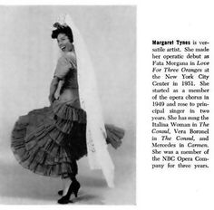 Margaret Tynes Fata Morgana, Vintage Black Glamour, Political Figures, Opera Singers, Old Hollywood Glamour, African American Women, Movies And Tv Shows, New York City, Movie Tv