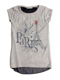 Camiseta estampado París | GUESS.eu