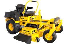 Graden Mighty Compak Zero Turn Lawn Mower