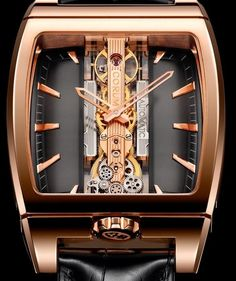 GOLDEN BRIDGE AUTOMATIC, Corum Timepieces and Luxury Watches on Presentwatch