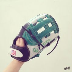 Build your custom glove at gloveworks.net ----- Your custom baseball glove with a lot of personalization options. You design it, we make it. Let's bring it home! #CustomGlove #Baseball #Gloveworks