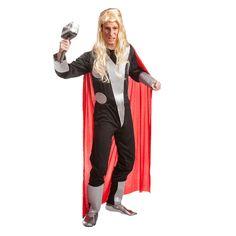 Disfraz de Guerrero Thor #disfraces #carnaval #novedades2015