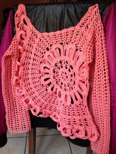 Crochet circolar